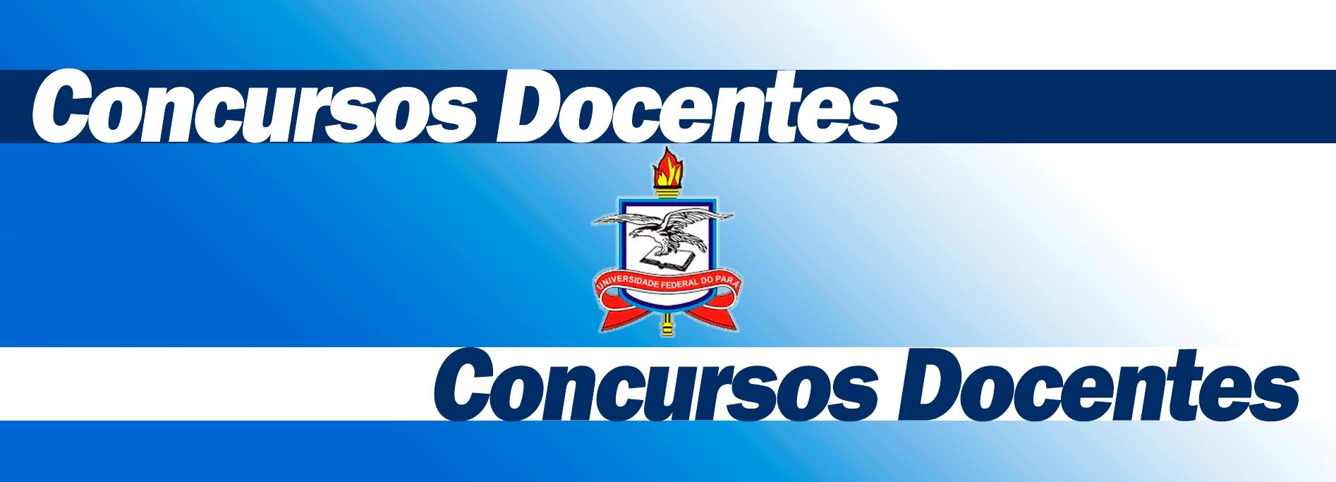 Abertura de editais para realização de Concursos Públicos para o provimento de cargos de Professor da Universidade Federal do Pará